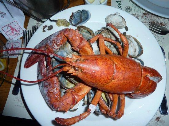 Photo of American Restaurant Broad Arrow Tavern at 162 Main St, Freeport, ME 04032, United States