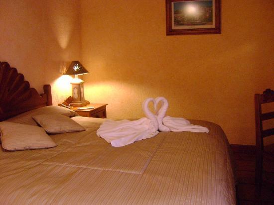 Hotel Pueblo Magico: habitación