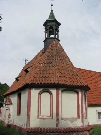 Ceske Budejovice, Tsjekkia: choir