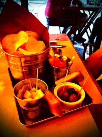 Re Fosco Bar: appetizers