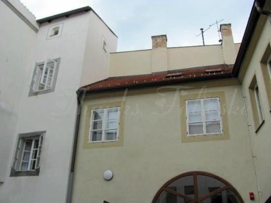 Zatka's House: detail