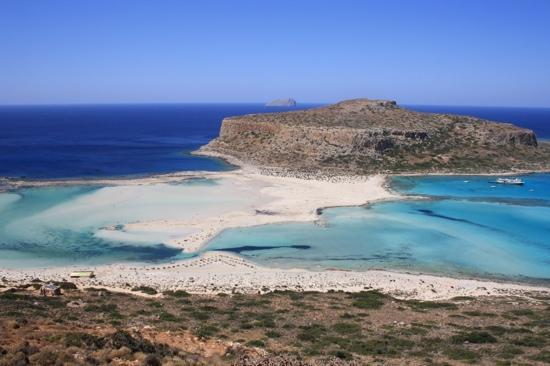 Revekka Rooms B&B: Balos beach