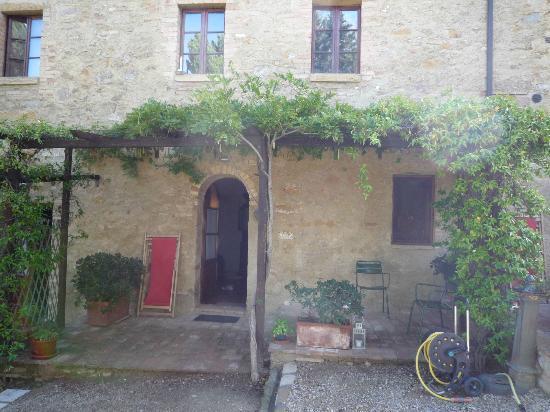 Agriturismo Podere Fraggina: Appartement Cucchina (alleen benedenverdieping)