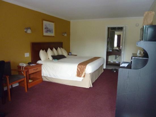 BEST WESTERN Acadia Park Inn : King Room