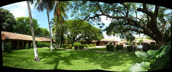 Choluteca, Honduras : Hotel grounds