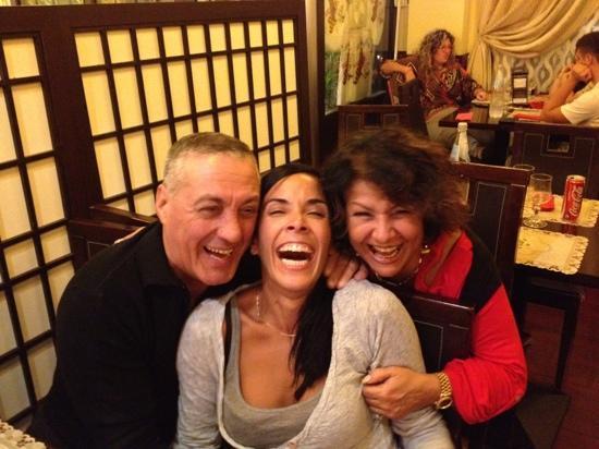 Fujiwok : lucky, Michela e Dany