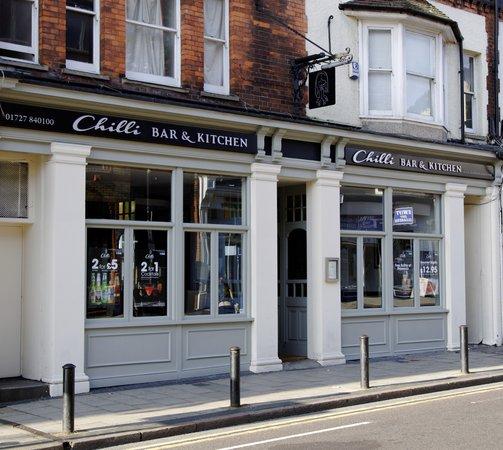 Chilli Bar Kitchen St Albans