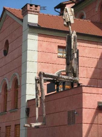 Hotel Budweis: detail