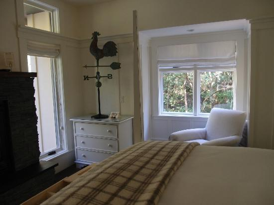 Farmhouse Inn & Restaurant: room 17