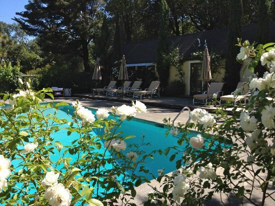 Farmhouse Inn & Restaurant: Pool