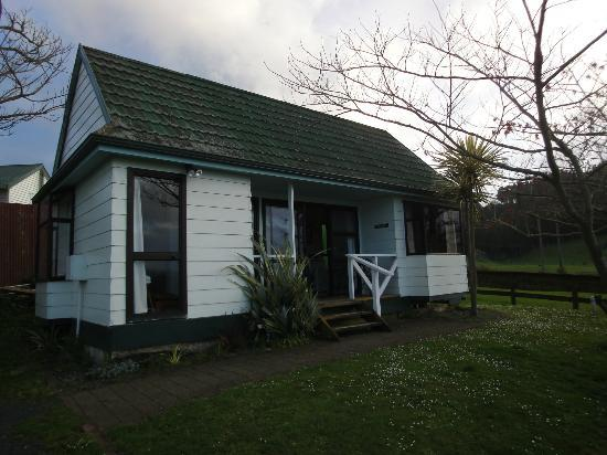 Waitomo Big Bird Bed & Breakfast: The chalet