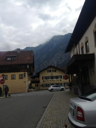 Hotel Forsthaus: front of hotel