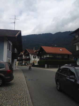Hotel Forsthaus: beautiful location