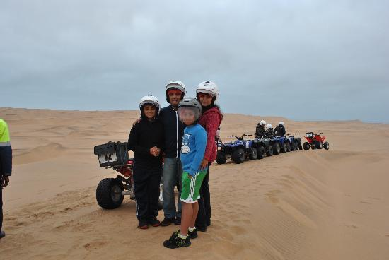 Desert Explorers: Pure adrenaline!
