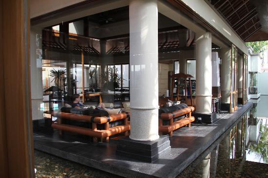 Banyan Tree Phuket: Recepción del hotel