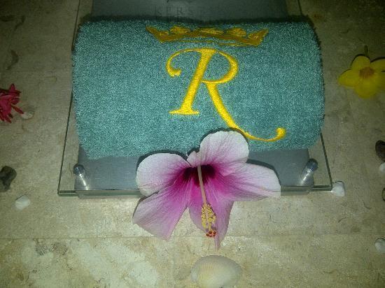 Royal Spa: beautiful decoration