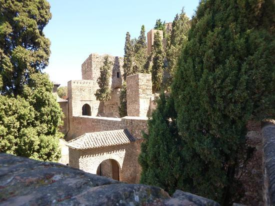 Alcazaba: picture frame