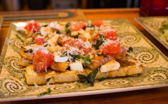 Petrillo's : bruschetta