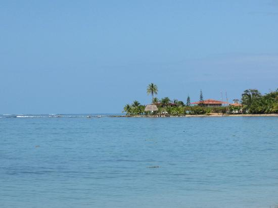 Panama's Paradise Saigoncito : Paradise - on the way to Bocas Del Drago's Starfish Beach