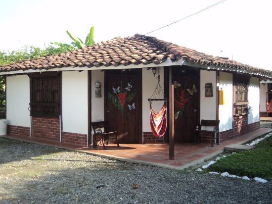 Hotel Resort El Eden: la cabaña