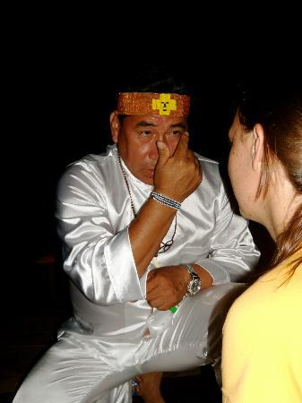 The Hummingbird Retreat Center: Don Ignacio- the shaman