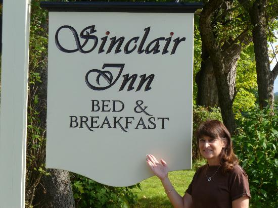 Sinclair Inn B & B : The Sinclair Inn-a very special place