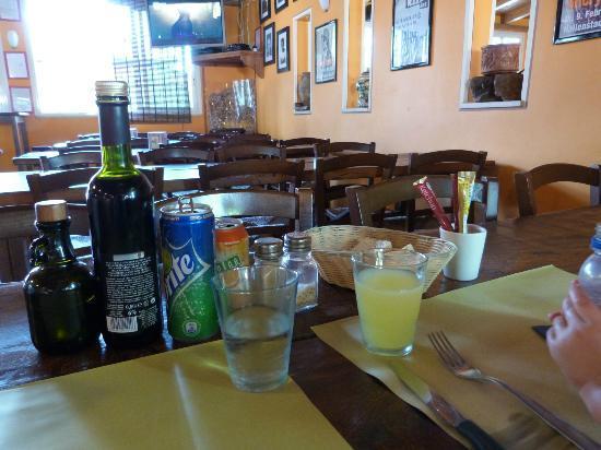 Camping Tiber: bar