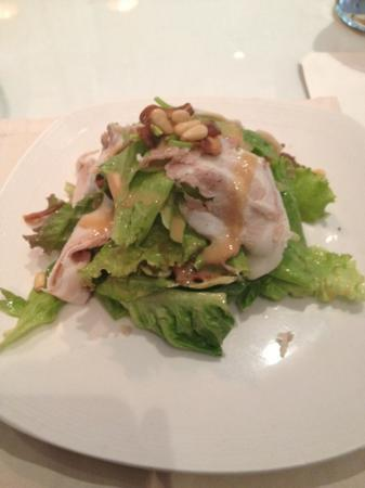 Kai: shabu-shabu salad
