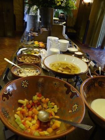 Belmond Hotel Monasterio: Breakfast