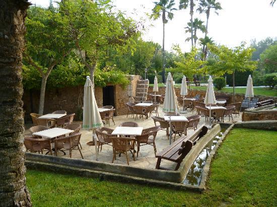 Protur Safari Park Aparthotel: Italian restaurant area
