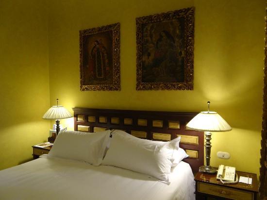 Belmond Hotel Monasterio: Bed