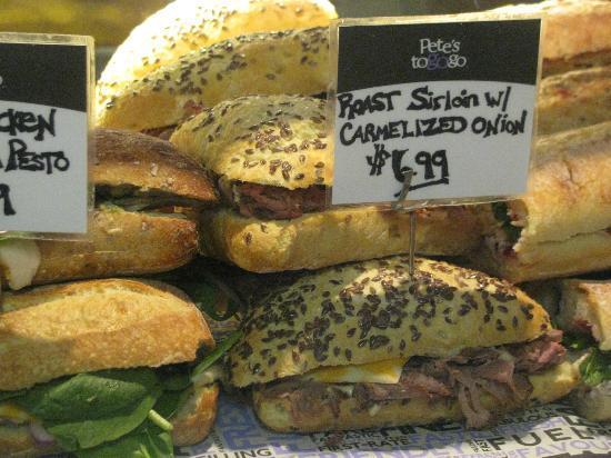 To Go Fast Fresh Food : Roated Sirloin!!!