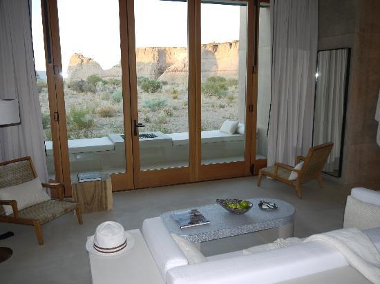 ‪‪Amangiri‬: view from room