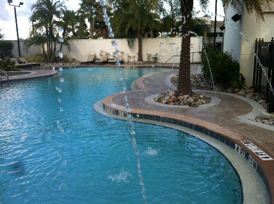 The Westin Lake Mary Pool