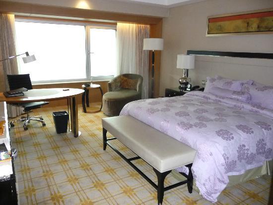 Zhongmao Haiyue Hotel : Room