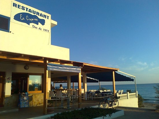 Badkamer Op Formentera : Es cupina migjorn restaurantbeoordelingen tripadvisor