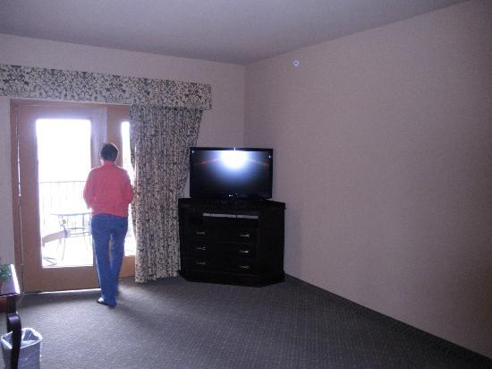 Hampton Inn & Suites Fredericksburg: Big Room