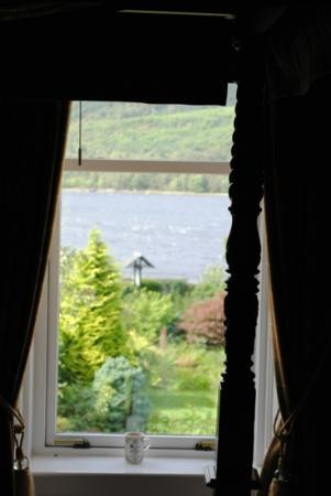Fascadail Country Guest House : amazing loch view