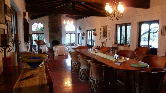 Casa Raab Dining Room