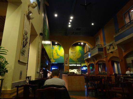 China Jade Mongolian Grill - International Drive: excellent atmosphere...