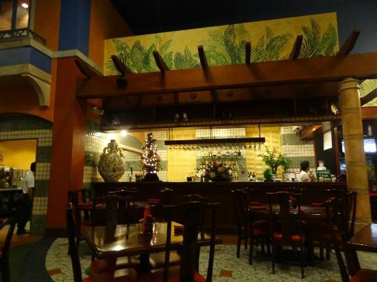 China Jade Mongolian Grill - International Drive: from inside