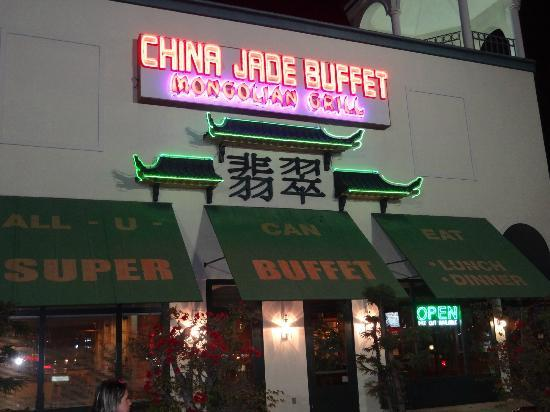 China Jade Mongolian Grill - International Drive: this is the place!
