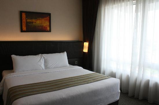 Furama Bukit Bintang: bedroom