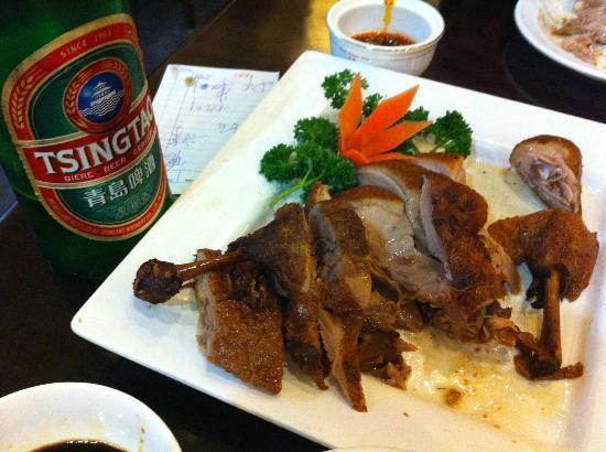 Dainty Sichuan Noodles: Sichuan duck - plain