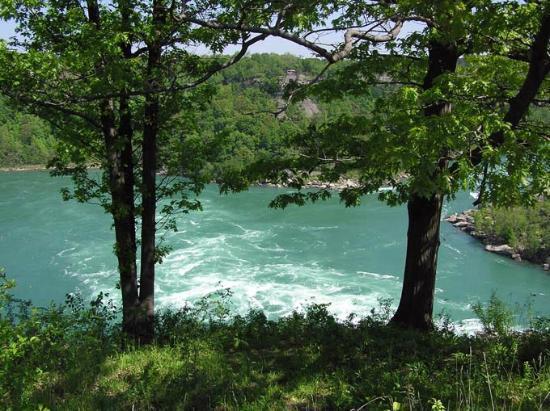 Queen Tour Niagara Falls Tours : The Whirlpool