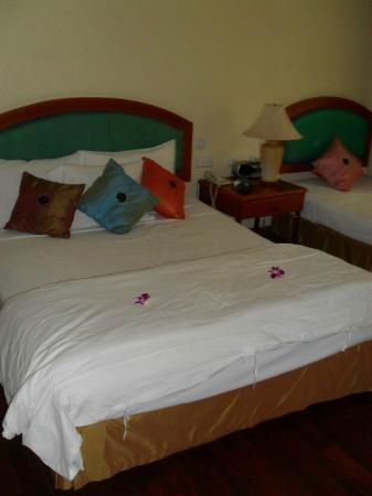 Paradise Beach Resort : our suite
