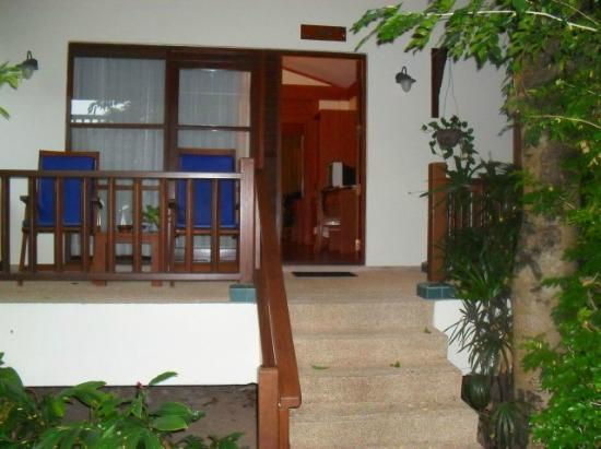 Paradise Beach Resort : our suite