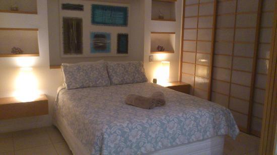 Saks On Hastings: Bedroom