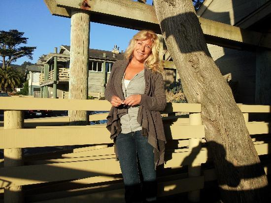 Cypress Inn on Miramar Beach: Loving Half Moon Bay!!!