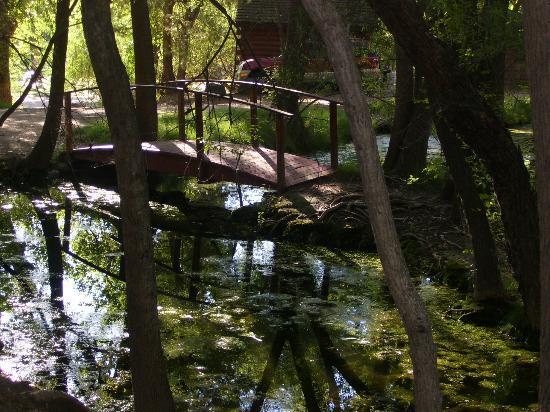 Lo Lo Mai Springs: pond